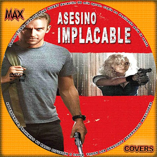 Asesino Implacable Galleta Maxcovers