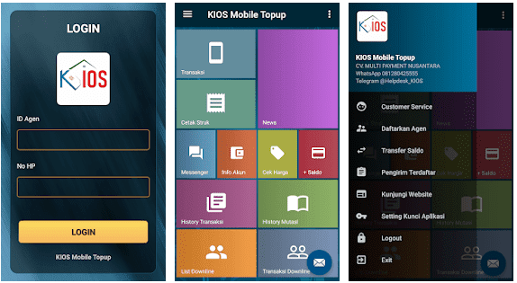 DOWNLOAD APLIKASI ANDROID KIOS PULSA