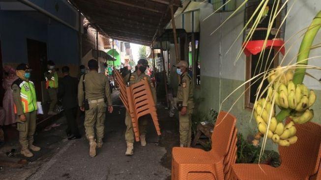 Geger Anggota TNI Ngomong Kasar Bubarkan Hajatan: Saya Banting Sekalian Ini Semuanya!!
