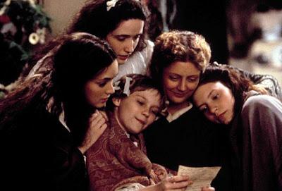 little women balada empat gadis keluarga harmonis