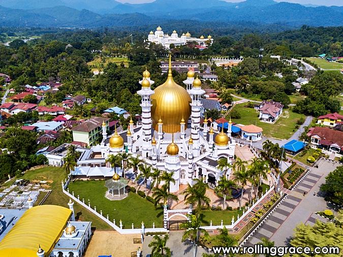 Masjid Diraja Ubudiah