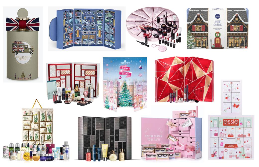 More 2020 Beauty Advent Calendars