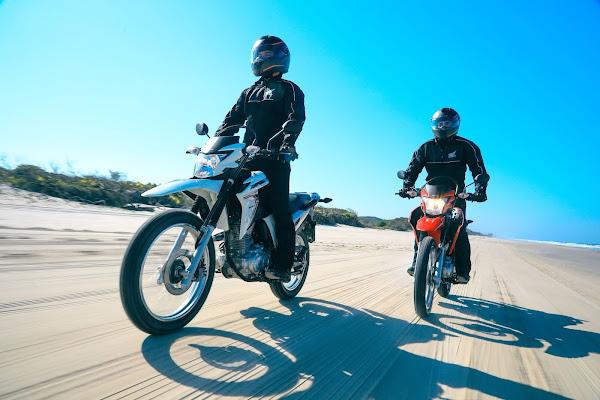 As motos mais vendidas do Brasil em agosto de 2021