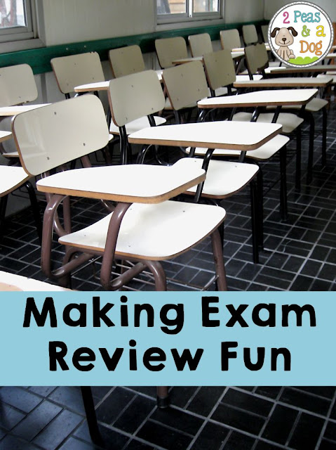 Make exam review fun, but academic with these 8 great tips.