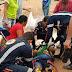 LEM: Colisão entre caminhonete e moto deixa um ferido no Santa Cruz