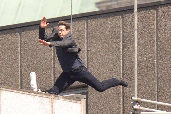 Mission Impossible 6 スパイ アクション映画の最新作 ミッション インポッシブル 6 の