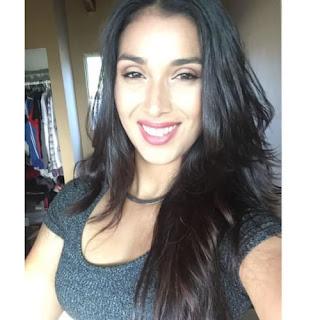Brian Ortega S Girlfriend Stephanie Roberts
