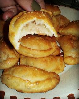 Recette des beignets farcis
