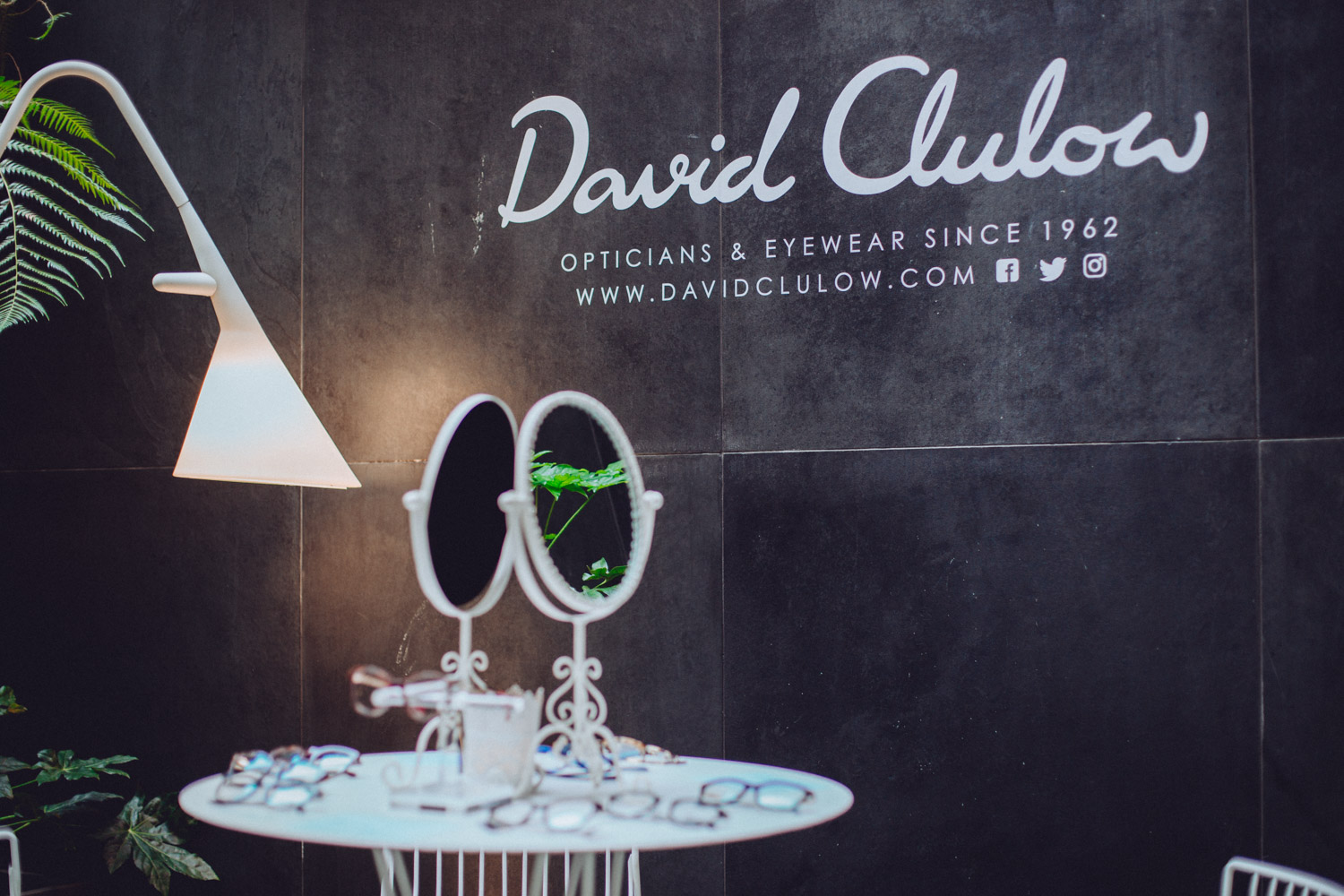 David Clulow Style Event