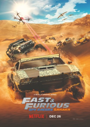 Fast & Furious Spy Racers 2019 (Season 4) All Episodes HDRip 720p
