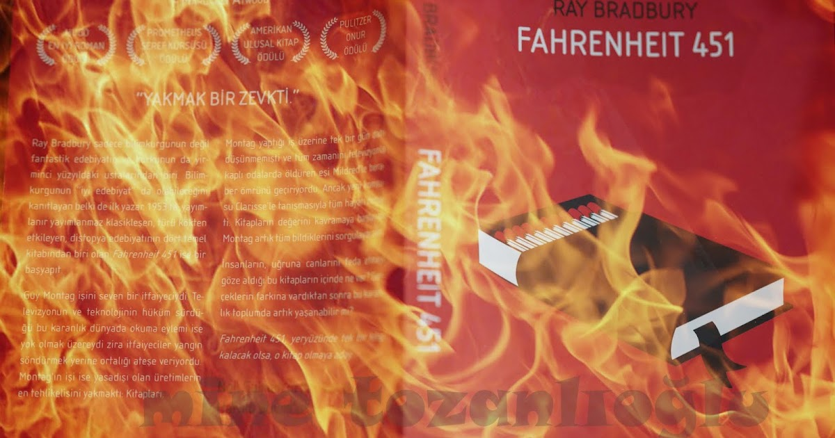 an examination of ray bradburys fahrenheit 451 In october 1953, a 33-year-old los angeles writer named ray bradbury published his first novel, fahrenheit 451 today, the book is a mainstay of school curriculums, translated into 35 languages.