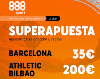 Superapuesta 888sport Barcelona v Athletic 23-6-2020