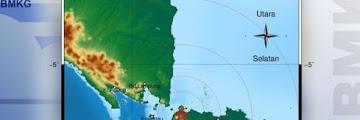 BPBD: Minta Masyarakat Waspada Terjadinya Gempa