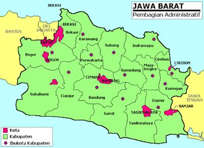 Daftar Lowongan Kerja Propinsi Jawa Barat Terbaru