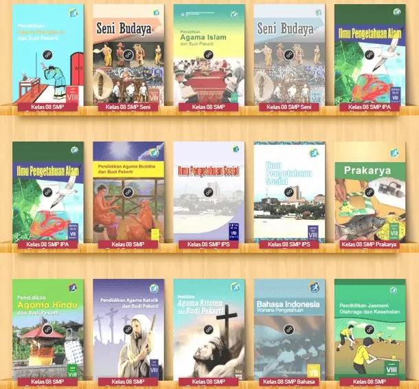 Buku Siswa SMP Kelas VIII (8) Kurikulum 2013