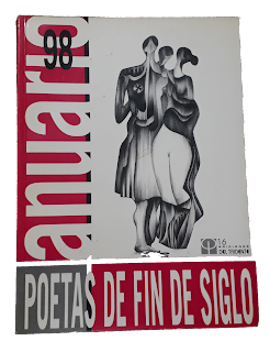 Poetas de Fin de siglo, anuario 1998, ediciones del tridente