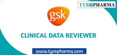 GSK Openings for Clinical Data Reviewer