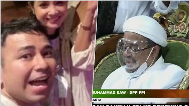 Soal Kasus Raffi Ahmad, Refly Bandingkan dengan HRS: Di Petamburan Itu PSBB Transisi