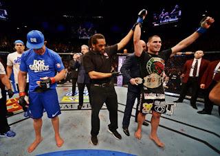 UFC - Caín Velásquez es el nuevo campeón de la UFC