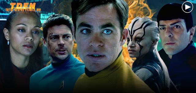 Primul Trailer STAR TREK BEYOND: Noi Misiuni Fantastice Pentru Echipajul Navei Enterprise