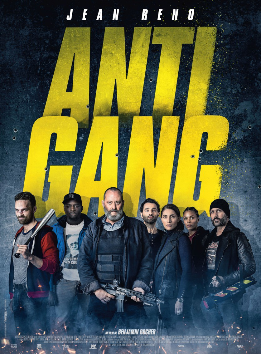 Nonton Film The Sweeney: Paris (2015) aka AntiGang