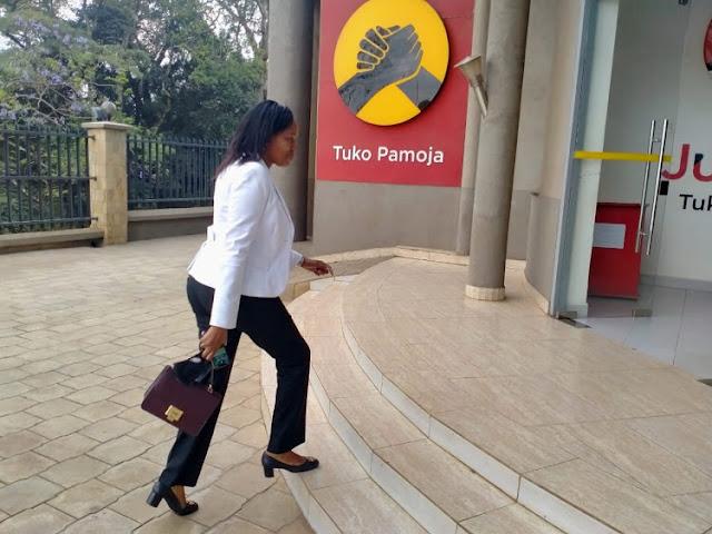 Nakuru Senator Susan Kihika