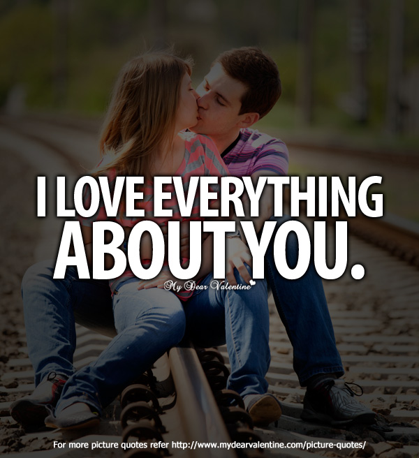 I Love You Quotes Girlfriend: Best Love Quotes For Him: Love Quotes And Sayings For Him