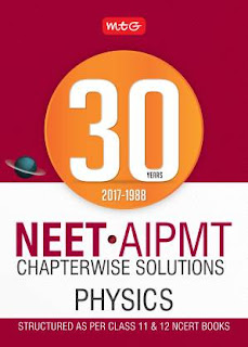 MTG 30 Years NEET-AIPMT PHYSICS Chapterwise Solution