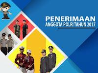 Pendaftaran CPNS melalui Pendaftaran SIPSS ( Sekolah Inspektur Polisi Sumber Sarjana) ta 2017/2018
