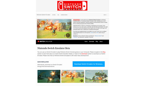 Video Games Free Nintendo Switch Emulators Are Fake Don T Get Scammed By Fake Nintendo Switch Download Sites