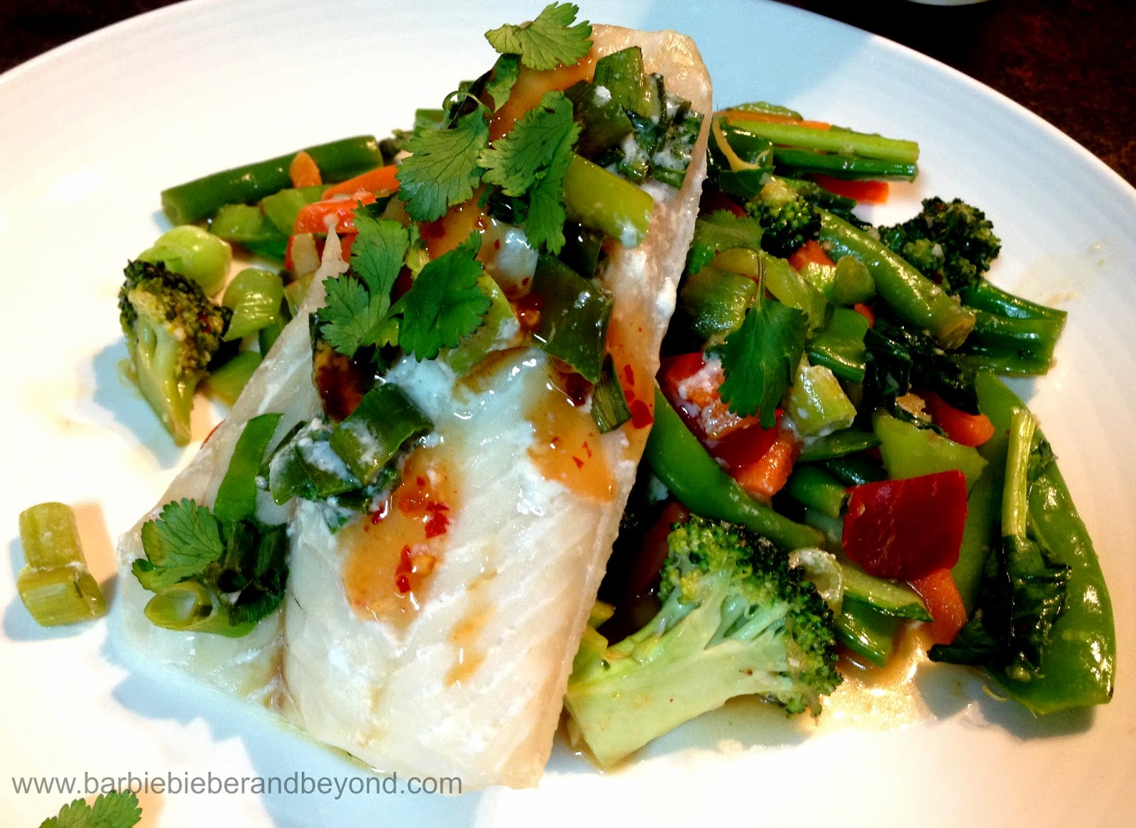 Thai Style Fish Recipes