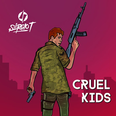 Sergio T Drops New Single 'Cruel Kids'
