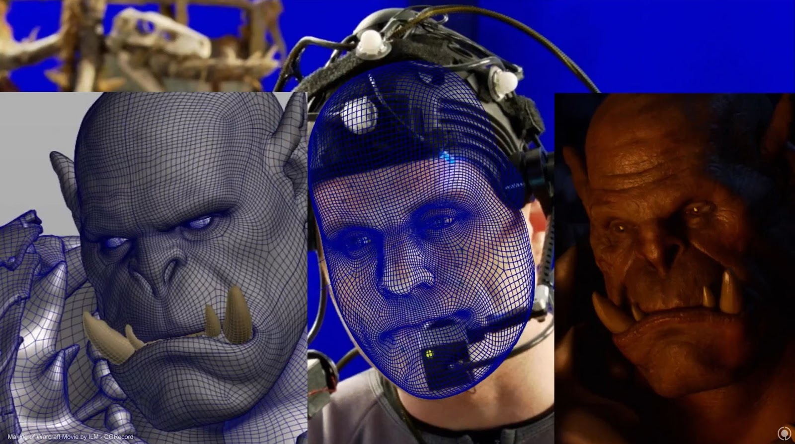 Making Of Warcraft Movie By Ilm Cg Daily News