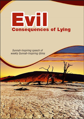 Download: Evil Consequences of Lying pdf in English