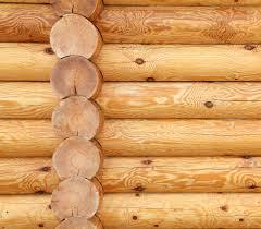 Сруб из бревен – один из видов загородного дома