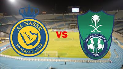 مشاهدة مباراة الاهلي ضد النصر 11-3-2021 بث مباشر في الدوري السعودي