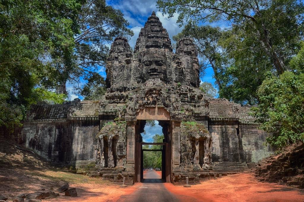 hindu temples in cambodia