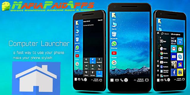 Computer Launcher Apk MafiaPaidApps