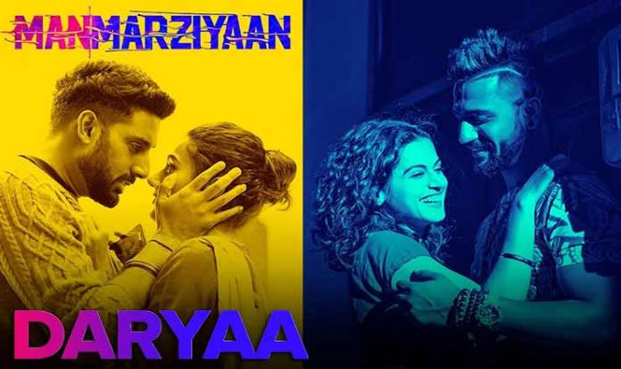 Daryaa Lyrics in Hindi