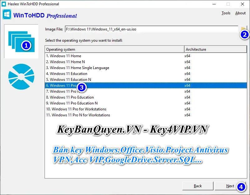 Hướng dẫn cài đặt Windows 11 trên máy Chip không có TPM 2.0