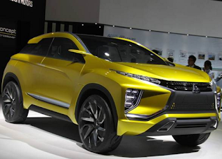 Eksterior Mitsubishi XM Concept