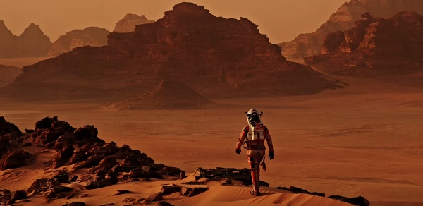 film tentang kemanusiaan The martian