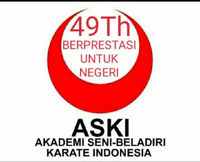 Hari ini ASKI merayakan Ulang Tahun 49