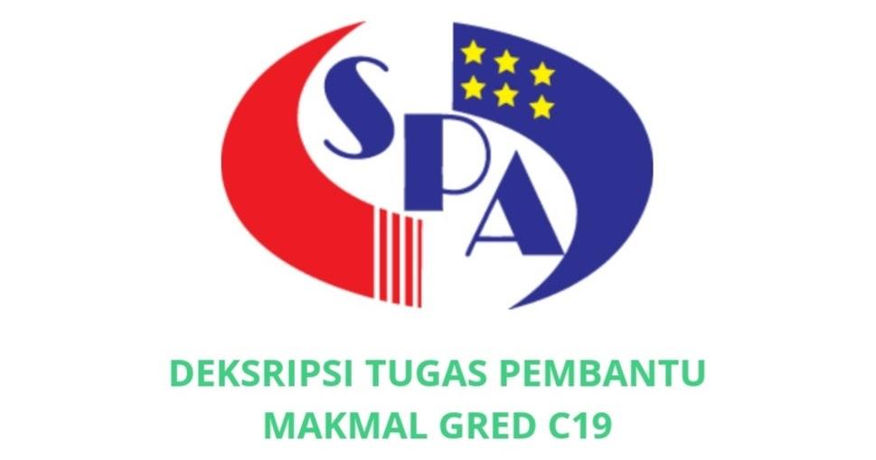 Gaji Kelayakan Tugas Pembantu Makmal Gred C19 Spa
