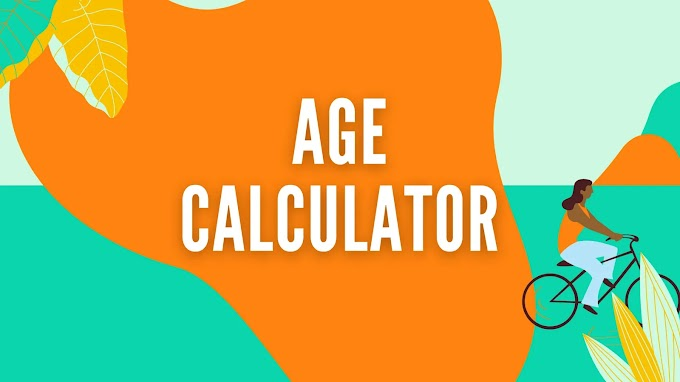 AGE Calculator - Calculate your Age in seconds |  Javascript by Newsonhy