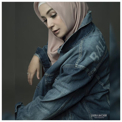 koleksi baju denim levis shireen sungkar 2019