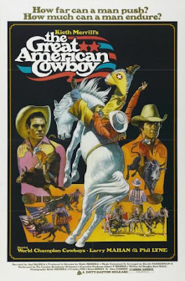 The Great American Cowboy (1973) Documentary Film Poster