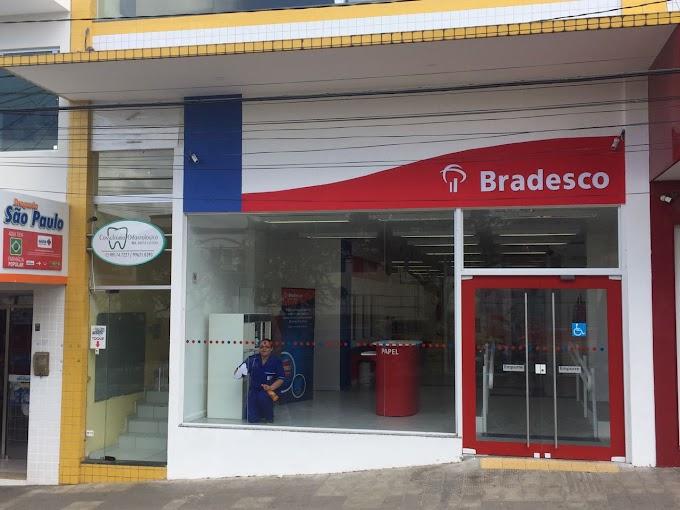 Agência do Bradesco de São Paulo do Potengi, reabrirá nesta quarta (30)