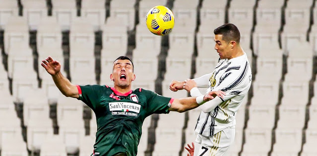 Juventus vs Crotone – Highlights