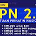 Permohonan Terkini dan Rayuan Bantuan Prihatin Nasional 2.0 (BPN) September & Oktober 2020